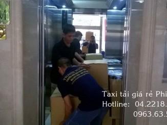 Cho thuê xe tải chuyên nghiệp tại phố Duy Tân