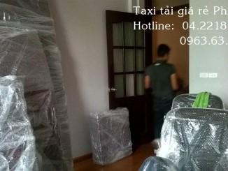 Dịch vụ taxi tải giá rẻ tại đường Phạm Văn Đồng