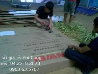 Phi Long cho thuê xe tải phố Phạm Thận Duật