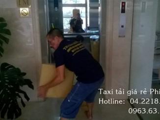 Phi Long dịch vụ taxi tải phố Dương Khuê
