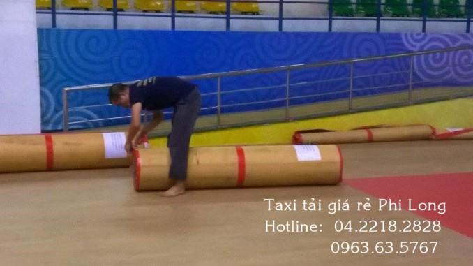 Phi Long cho thuê xe tải uy tín phố Dương Khuê