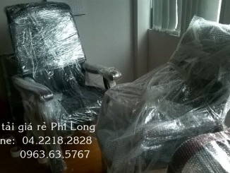 Cho thuê xe tải giá rẻ tại đường Trần Vỹ với Phi Long