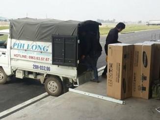 Cho thuê xe tải uy tín tại phố Phạm Tuấn Tài