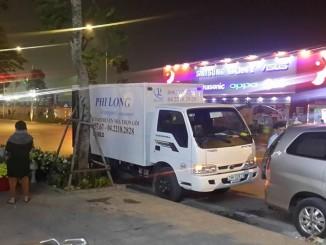 Dịch vụ taxi tải chuyên nghiệp tại phố Chùa Vua