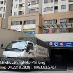 Cho thuê xe tải chuyên nghiệp tại phố Nguyễn Ngọc Nại