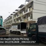 Phi Long hãng cho thuê xe tải uy tín tại phố Mễ Trì Hạ