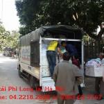 Dịch vụ taxi tải uy tín tại phố Vũ Tông Phan
