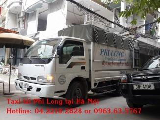 Cho thuê xe tải giá rẻ tại phố Vũ Tông Phan