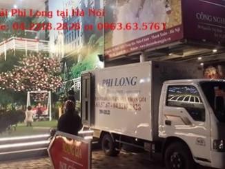 Taxi tải tốt nhất tại phố Xuân Diệu