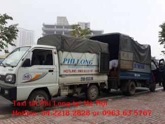 Phi Long cho thuê xe tải giá rẻ tại phố Đào Duy Anh