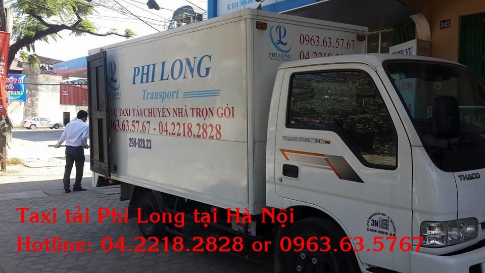 Chuyển nhà cho thuê xe tải giá rẻ tại đường Đình Thôn Phi Long