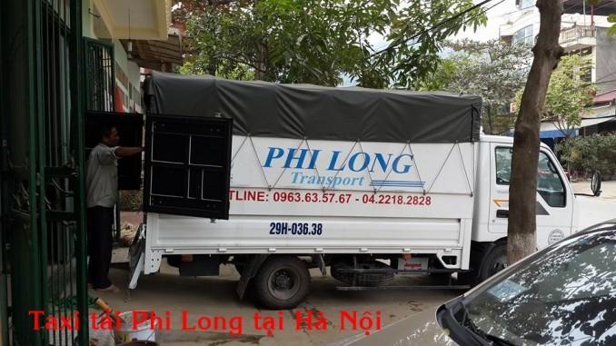 Phi Long công ty uy tín hàng đầu cho thuê xe tải