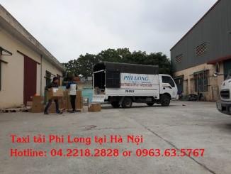 Cho thuê xe tải Phi Long tại phố Đỗ Quang