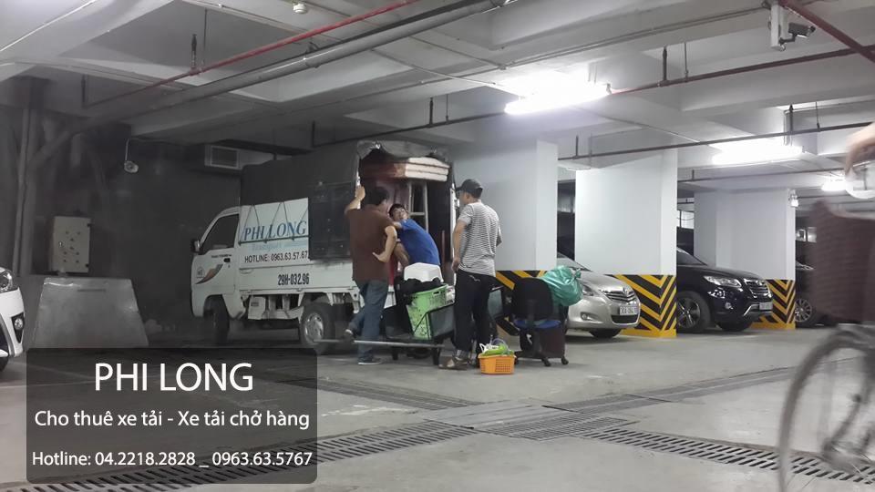 Cho thuê xe tải giá rẻ tại Phố Võ Văn Dũng