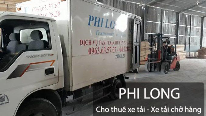Cần thuê xe tải hãy liên hệ tổng đài Phi Long