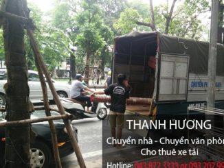 Cho thuê xe tải Phi Long tại phố Lương Đình Của