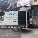 Cho thuê xe tải Phi Long tại quận 1
