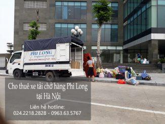 Dịch vụ cho thuê xe tải giá rẻ tại phố Định Công Hạ