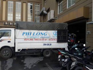 Dịch vụ thuê xe tải giá rẻ tại phố Lệ Mật-096363.5767