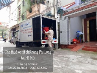 Cho thuê xe taxi tải nhỏ chở hàng tại phố Gầm Cầu - 096363.5767