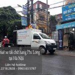 Dịch vụ cho thuê xe tải chở hàng giá rẻ tại phố Vũ Ngọc Phan