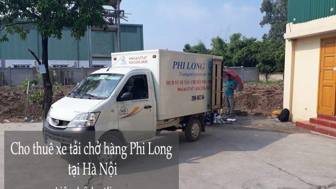 Dịch vụ cho thuê xe tải chở hàng giá rẻ tại phố Võ Thị Sáu