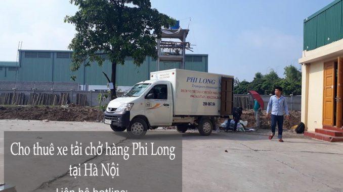 Dịch vụ cho thuê xe tải chở hàng tại phố Trần Đại Nghĩa