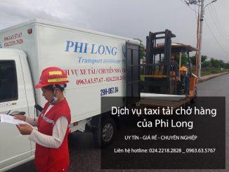 Phi Long cho thuê xe tải giá rẻ tại phố Ngọc Hà