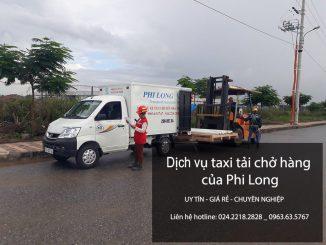 Công ty Phi Long cho thuê xe tải giá rẻ tại phố Dốc Tam Đa