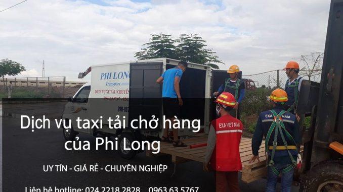 Cho thuê xe tải chở hàng giá rẻ tại phố Đốc Ngữ