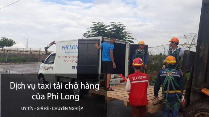 Dịch vụ cho thuê xe tải chở hàng tại phố Đội Cấn