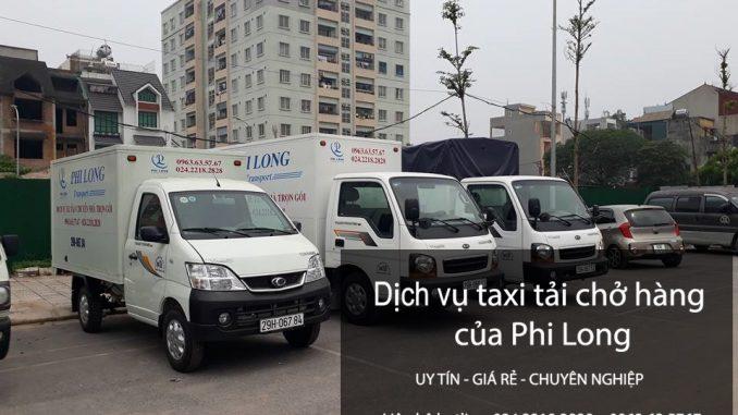 Dịch vụ cho thuê xe tải Phi Long tại phố Vạn Bảo