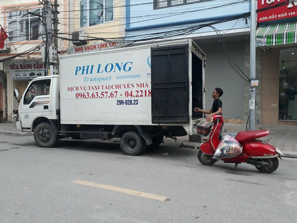 Dịch vụ thuê xe tải phố Hoa Lâm-0963.63.5767