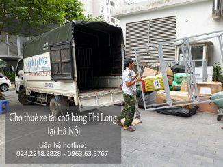 Dịch vụ cho thuê xe tải giá rẻ tại phố Huỳnh Văn Nghệ- 0963.63.5767