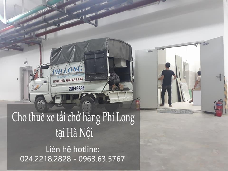 Cho thuê xe tải 1,25 tấn tại phố Nguyễn Khuyến