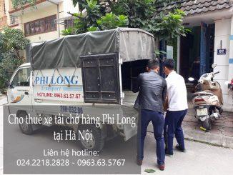 Cho thuê xe tải chở hàng giá rẻ tại phố Vũ Xuân Thiều