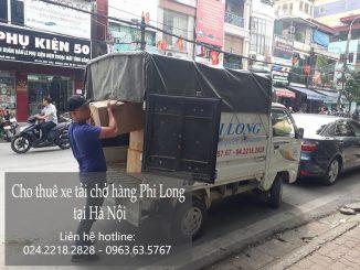Dịch vụ xe tải chở hàng thuê tại phố Tân Thụy-0963.63.5767