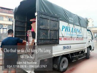 Dịch vụ cho thuê xe tải chở hàng tại phố Lâm Hạ-0963.63.5767
