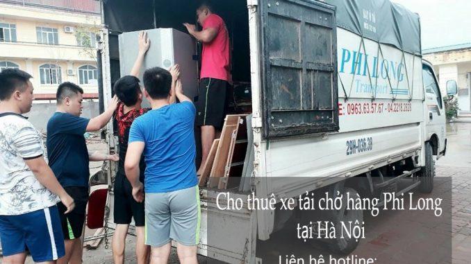 Cho thuê xe tải chở hàng giá rẻ tại phố Nguyên Khiết-0963.63.5767