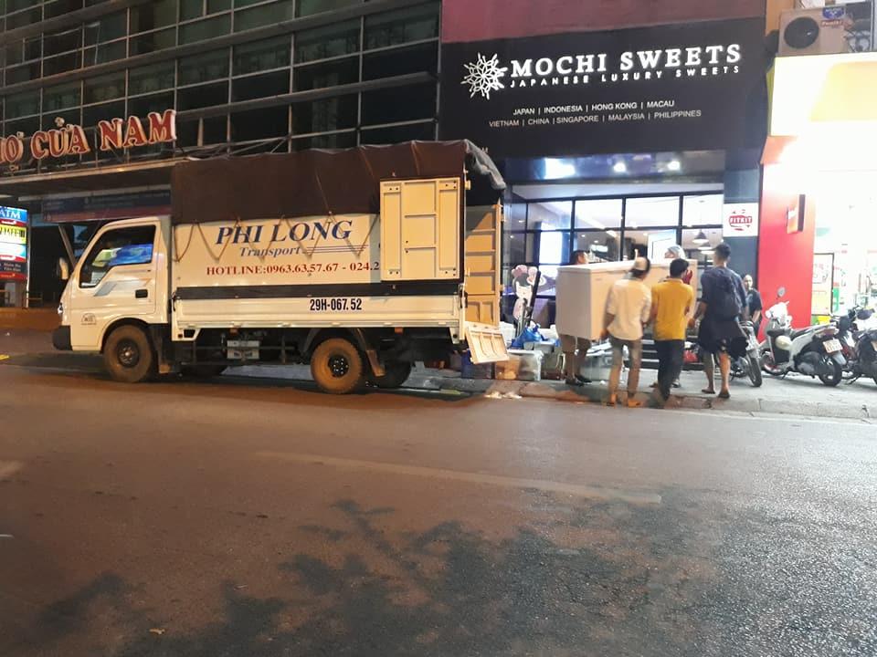 Dịch vụ vận chuyển hàng hóa Tết Mậu Tuất 2018