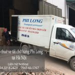 Cho thuê xe tải vận chuyển tại phố Nguyễn Du