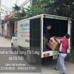 Cho thuê xe tải vận chuyển phố Phó Đức Chính