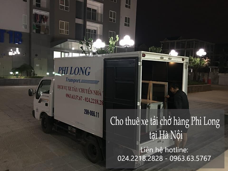 Cho thuê xe tải tại phố Phạm Văn Chiêu