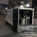 Dịch vụ cho thuê xe tải 1.25 tấn tại phố Nguyễn Văn Trỗi