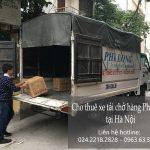 Cho thuê xe tải tại phố Nam Dư