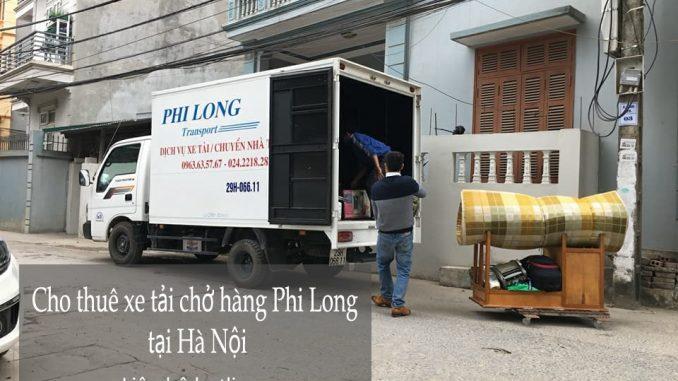 Cho thuê xe tải theo tháng tại phố Tân Mai-0963.63.5767