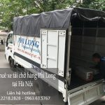 Dịch vụ cho thuê xe tải nhỏ tại phố Thúy Lĩnh