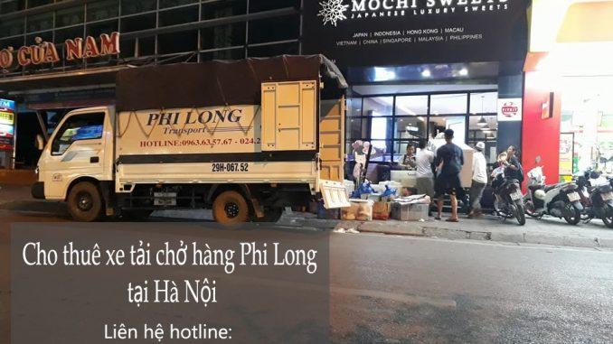 Dịch vụ cho thuê xe tải chuyển nhà giá rẻ tại phố Ỷ Lan