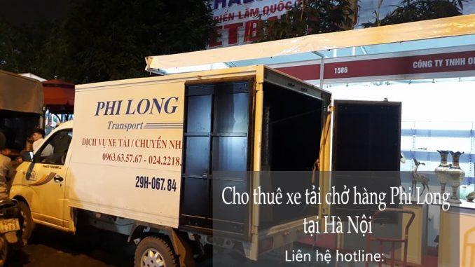 Cho thuê xe tải 1,25 tấn tại phố Kim Quan-0963.63.5767