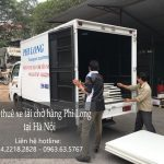 Cho thuê xe tải vận chuyển tại phố Yên Nội